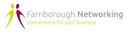 Farnborough Networking Logo